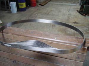 Band knives