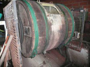 Drum diameter 1.10 M