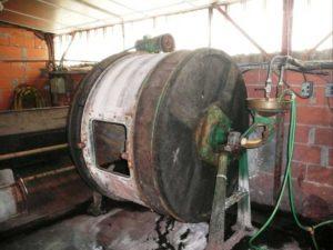 Drum diameter 1.60 M