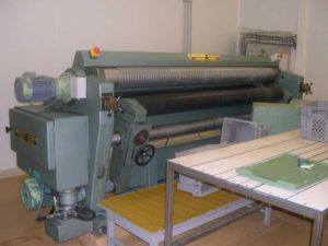 Fleshing Mercier 2400