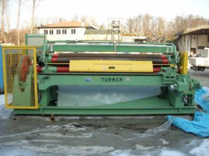 Fleshing Turner 2800 (back view)