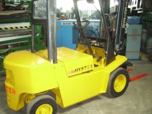 Fork lift Hyster 2.5 T