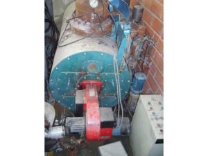 Steam boiler 400 kg/h Rouanet